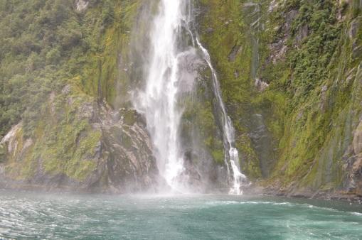 Bowen waterfalls